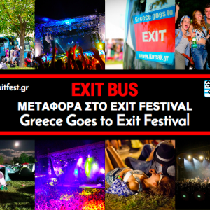 exit bus from Greece